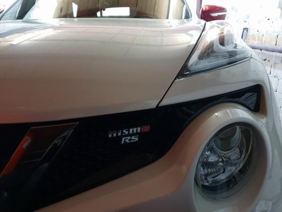 Mein neuer Juke Nismo RS